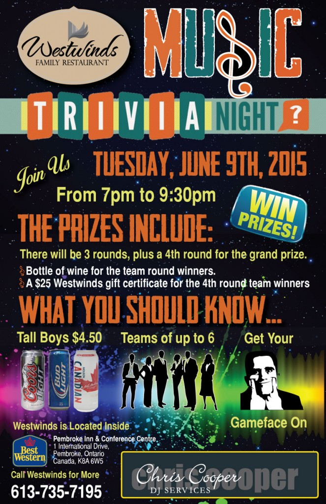 Music Trivia Night