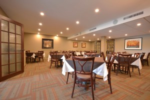 Westwinds Dining Area