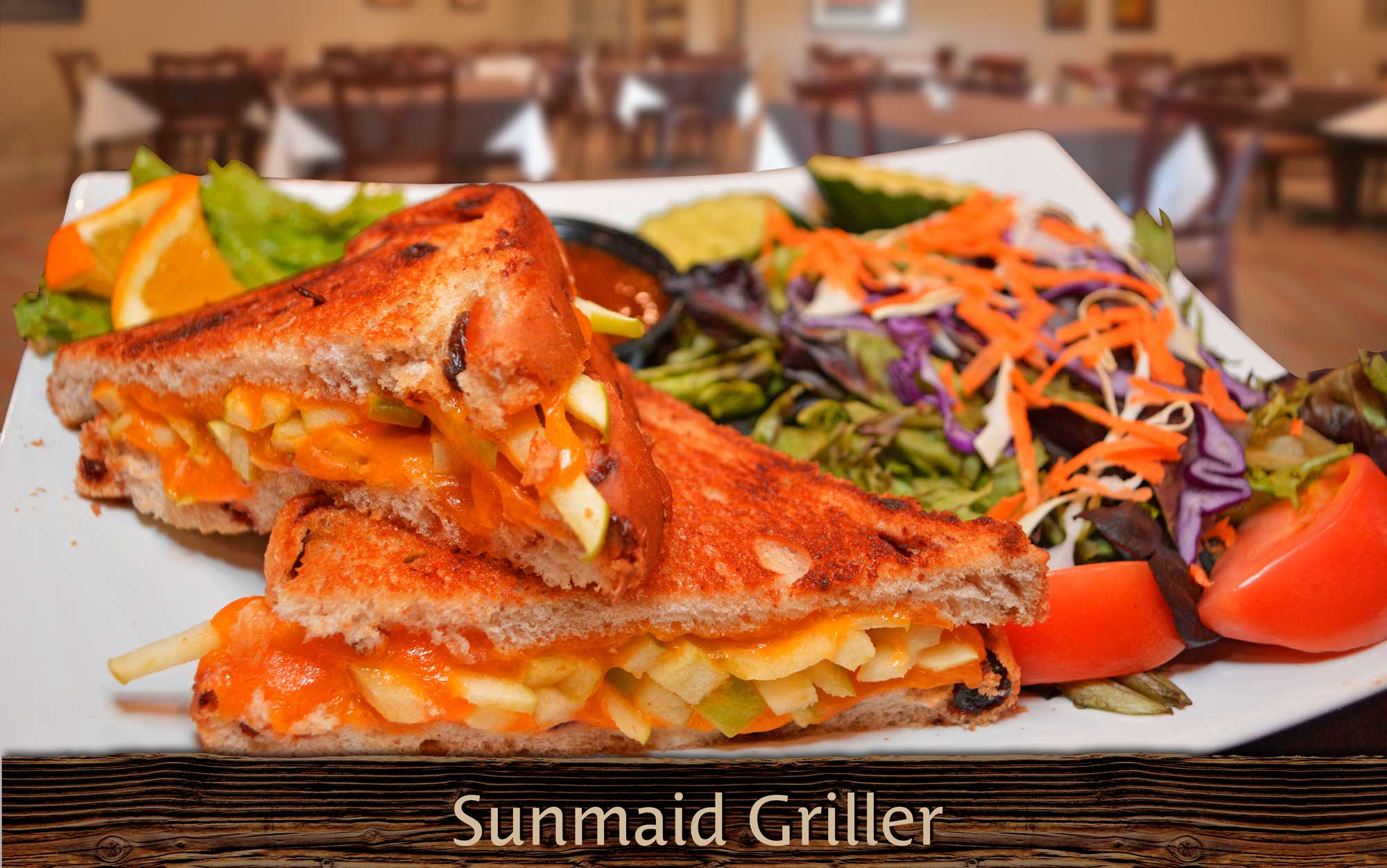 Sunmaid Griller