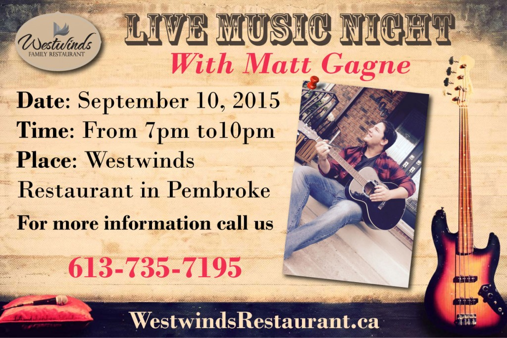 Country Acoustic Music Night
