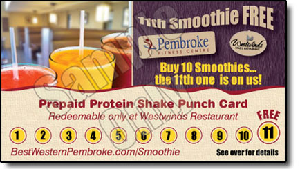 smoothy-punch-card
